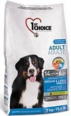 1st Choice Adult Medium & Large Breed