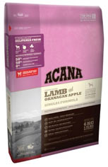 Acana Lamb & Okanagan Apple