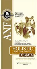 ANF Canine Holistic Duck & Potato
