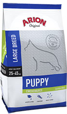 Arion Puppy Large Breed Chicken & Rice