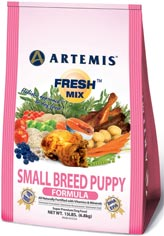 Artemis Fresh Mix Small Breed Puppy