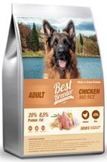 Best Breeder Adult Chicken & Rice