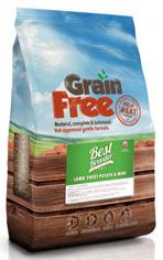 Best Breeder Grain Free Lamb, Sweet Potato & Mint