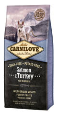 Carnilove Salmon & Turkey for Puppies