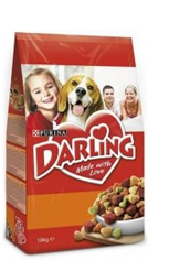 Darling dog dry - drůbež