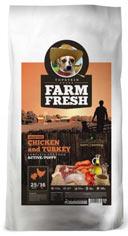 Farm Fresh Chicken & Turkey Active/Puppy Grain Free
