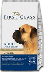 First Class Adult Large Breed
