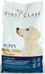First Class Puppy Chicken