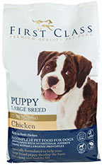 First Class Puppy Large Breed