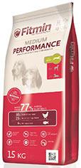 Fitmin dog medium performance