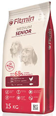Fitmin dog medium senior