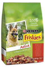 Friskies Active