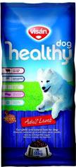 Visán Healthy Dog Lamb