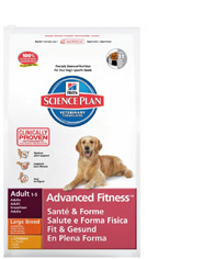 Hill's Science Plan Canine Adult Advanced Fitness Large Breed with Chicken
