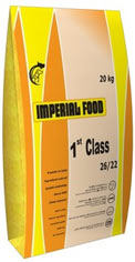 Imperial Food 1st Class