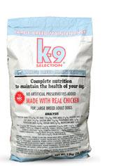 K-9 Selection Large Breed Maintenance