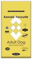 Kennels` Favourite Adult Dog