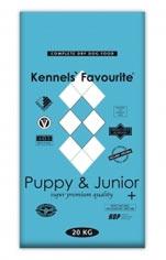 Kennels` Favourite Puppy&Junior+
