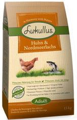 Lukullus Huhn & Nordmeerlachs