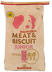 Magnusson Meat & Biscuit Junior