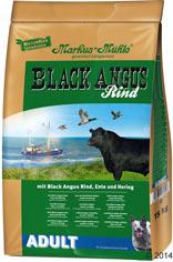 Markus Mühle Black Angus Adult | recenze | Psí Krmivo Rádce