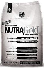 NutraGold Breeders Bag