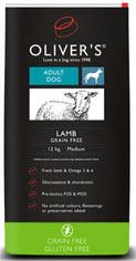 Olivers Adult Lamb Grain Free