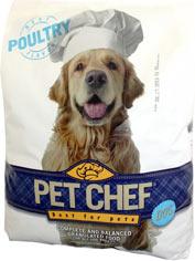 Pet Chef Dog drůbeží