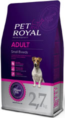 Pet Royal Adult Small Breeds