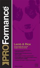 PROFormance Lamb & Rice