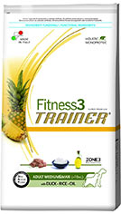 Trainer Fitness Adult Medium/Maxi Duck & Rice