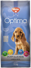 Visán Optima Puppy Lamb & Rice
