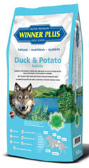 Winner Plus Duck & Potato Holistic