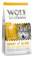 Wolf of Wilderness Sunny Glade - zvěřina
