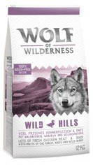 Wolf of Wilderness Wild Hills - kachna