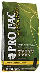 Pro Pac Ultimates Large Breed Puppy Chicken & Brown Rice