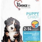 Choice Puppy Medium & Large Breed