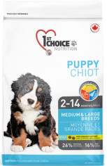 Choice Puppy Medium & Large Breed