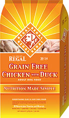Regal Grain Free Chicken & Duck