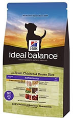 Hill's Ideal Balance Canine Mature Adult with Fresh Chicken & Brown Rice