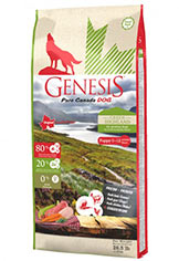 Genesis Pure Canada Green Highland Puppy