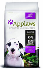 Applaws Dog Puppy Large Breed Chicken