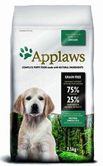 Applaws Dog Puppy Small & Medium Breed Chicken