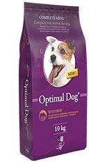 Delikan Optimal Dog Beef