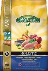 ANF Holistic Chicken Grain Free for all Life Stages