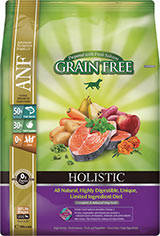 ANF Holistic Salmon Grain Free for all Life Stages