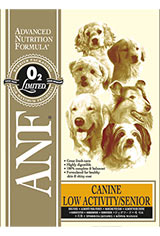 ANF Canine Low Activity / Senior