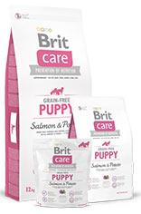 Brit Care Grain-free Puppy Salmon & Potato