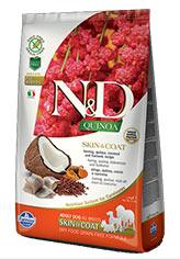 N&D Quinoa Skin & Coat Herring