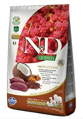 N&D Quinoa Skin & Coat Venison